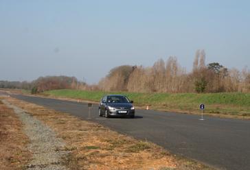 Stage conduite préventive et sécurité routière sur circuit