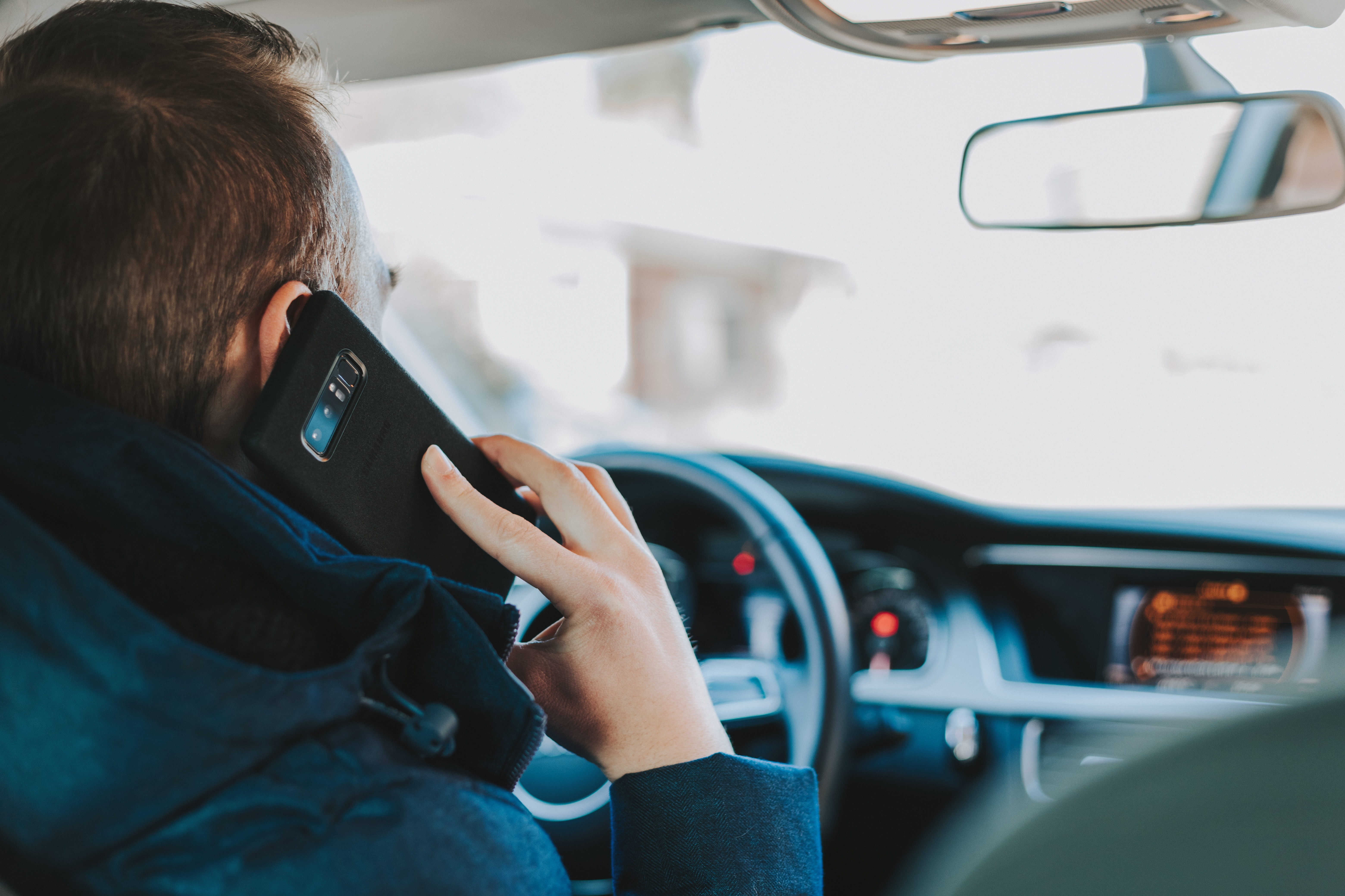 Sensibilisation smartphone et distracteurs au volant