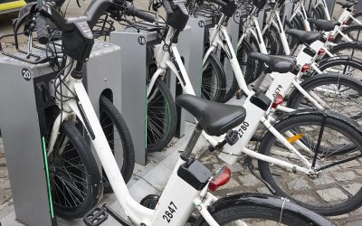 Avantages du vélo électrique en entreprise