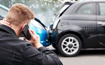 Procédure pour les accidents de la route au travail