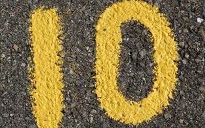 Les 10 règles d'or de l'éco conduite !